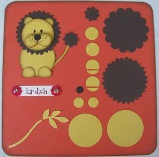 lion punch art - bjl