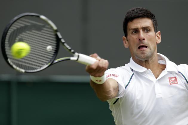 Wimbledon 2015: News and Notes Ahead of Men's Quarterfinals