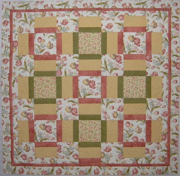60 best Quilts - Large Prints images on Pinterest   Comforters ... : quilt patterns for big prints - Adamdwight.com