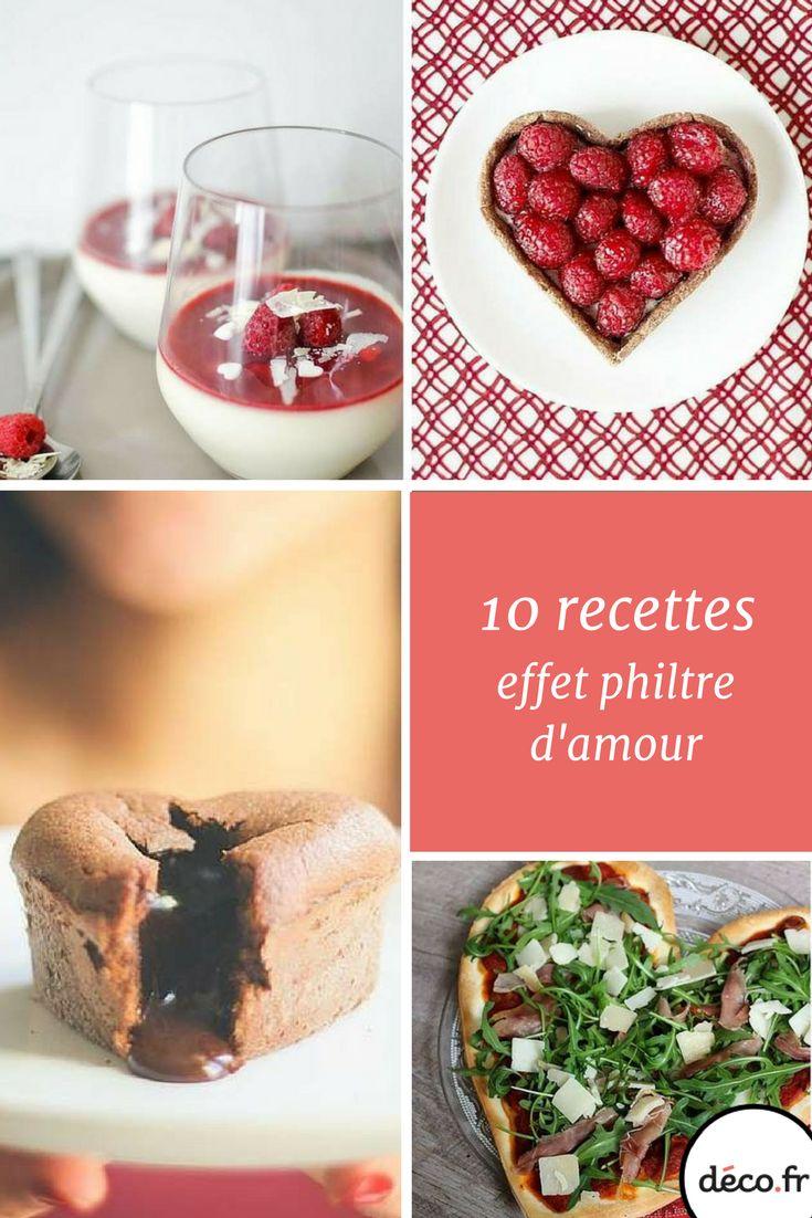 Pas besoin d'aller au restaurant pour charmer votre moitié à la Saint-Valentin ! On vous donne 10 recettes pour l'épater et l'envoûter tranquillement à la maison.   http://www.deco.fr/photos/diaporama-10-recettes-simples-aphrodisiaques-saint-valentin-d_4273