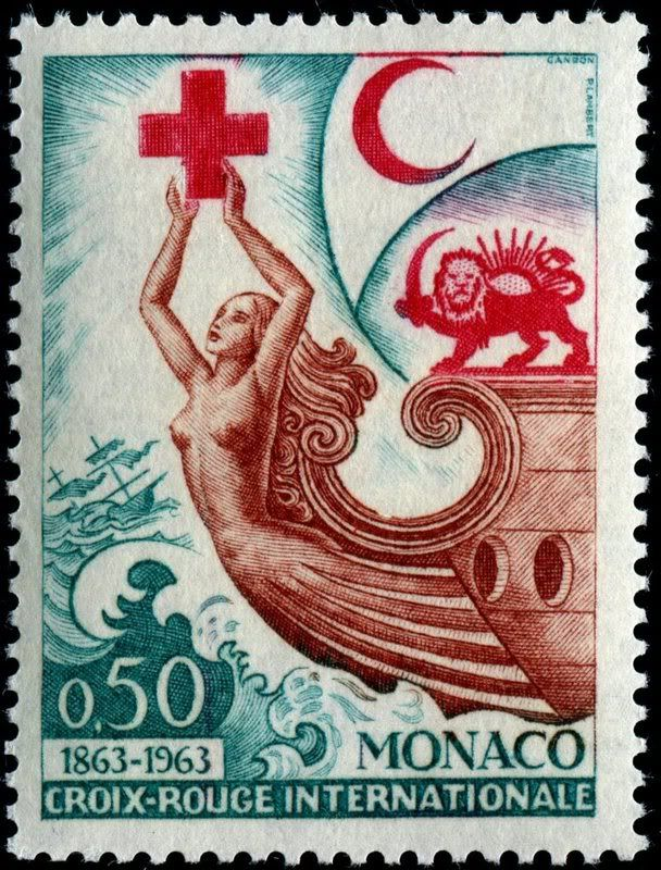 What are some RED CROSS stamps that you have?? - Stamp Community Forum - Page 9