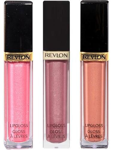 Revlon Super Lustrous. They're constantly being compared to Chanel Glossimers in terms of texture and performance. Enough said.