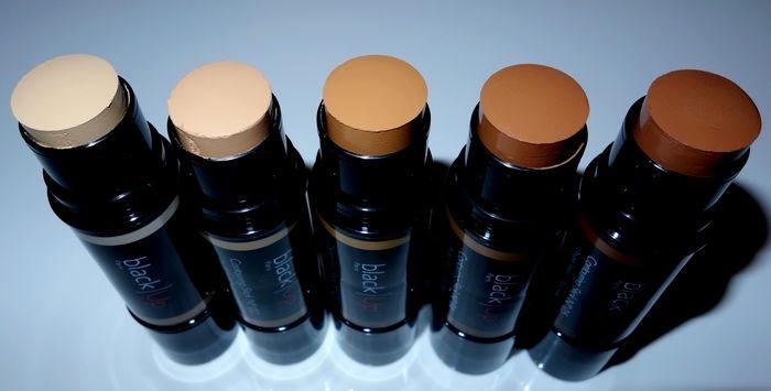maquillage peau foncée