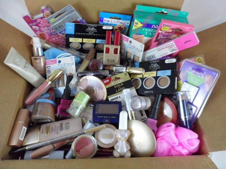 Wholesale Cosmetic&Nail Care x100 Loreal Covergirl Milani & More Bonus Mary Kay #AssortedCovergirlMilaniLorealmore