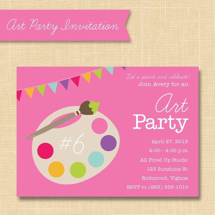 1000+ Ideas About 80th Birthday Invitations On Pinterest