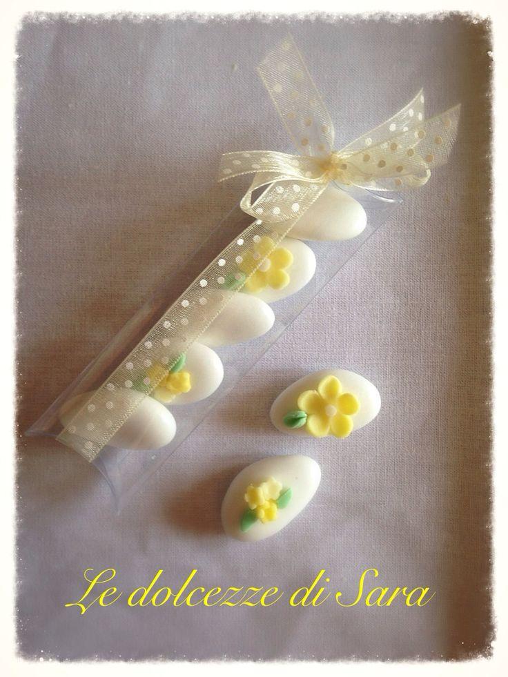 Confetti in giallo