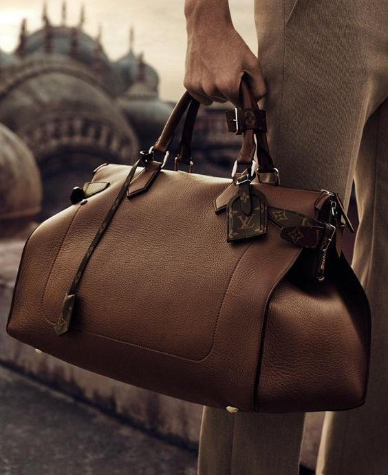 6 Very Essential Travel Bags For The Man On Move Mens Fashion Blog By Theunschd Louis Vuitton Bag