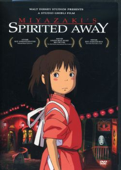 Directed by animation legend Hayao Miyazaki, SPIRITED AWAY is the tale of Chihiro (voiced by Daveigh Chase), a young girl who is taken down an unusual road by her parents while moving to a new home in