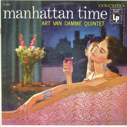 The Art Van Damme Quintet - Manhattan Time (1956)