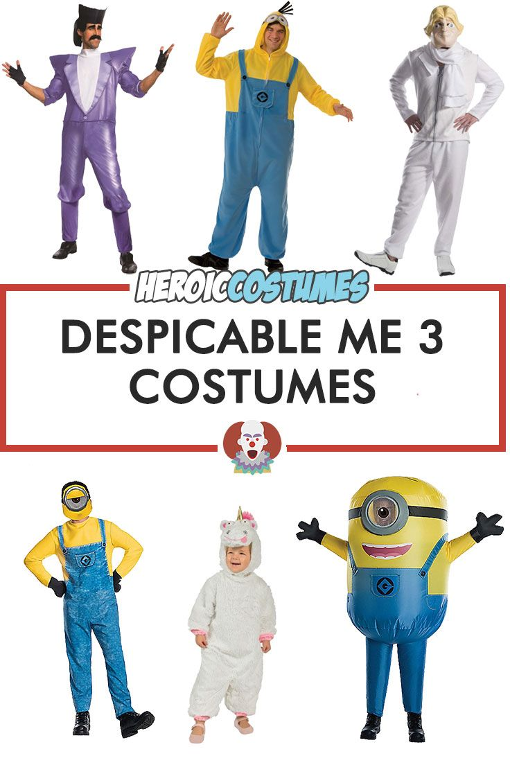 Best 25 Gru Costume Ideas On Pinterest Despicable Me