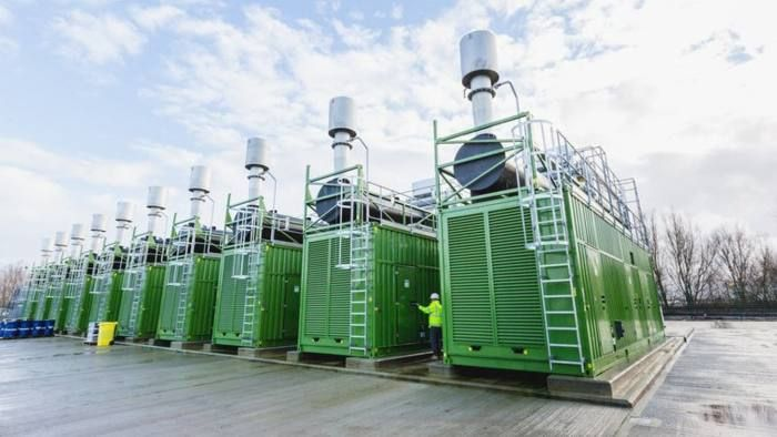 Mini power plants smooth out UK's energy landscape