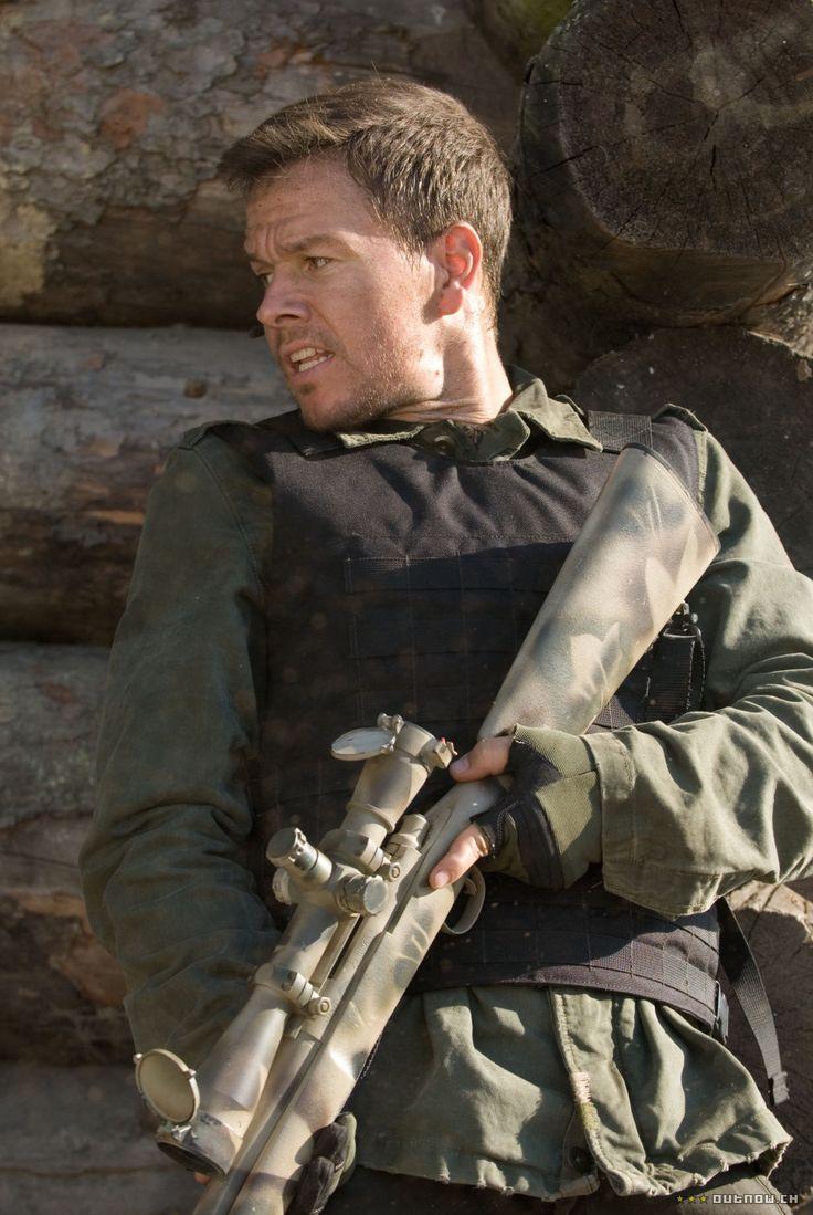 Mark Wahlberg - Shooter - mark-wahlberg Screencap