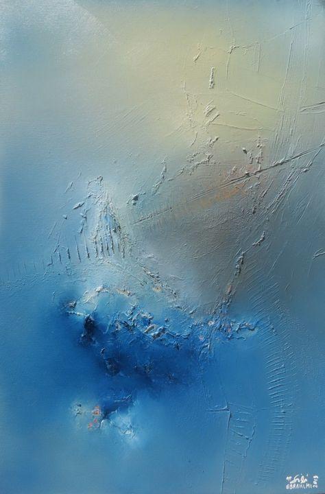 Taraneh Ebrahimi: Blue