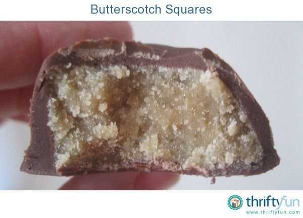 """My husband loves the butterscotch squares at See's Candies. But, it can get expensive to """"feed"""" his habit! I came across a recipe for copycat butterscotch squares. They looked so good, that I had to make them."""