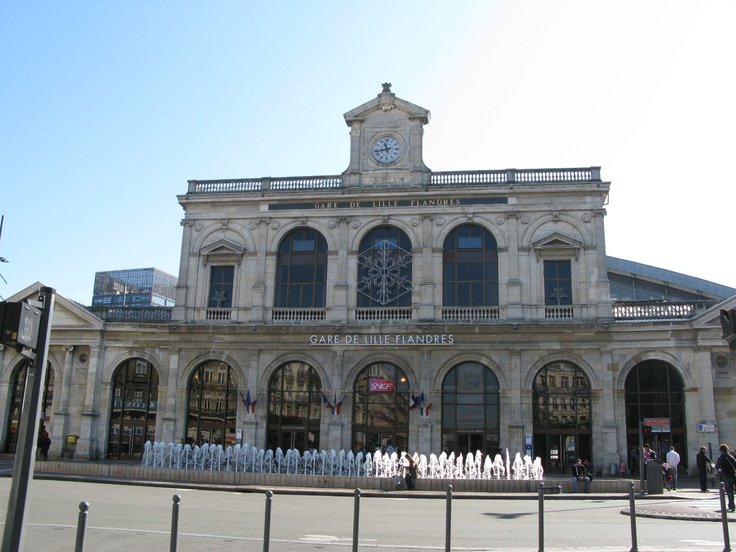 Gare Lille-Flandres