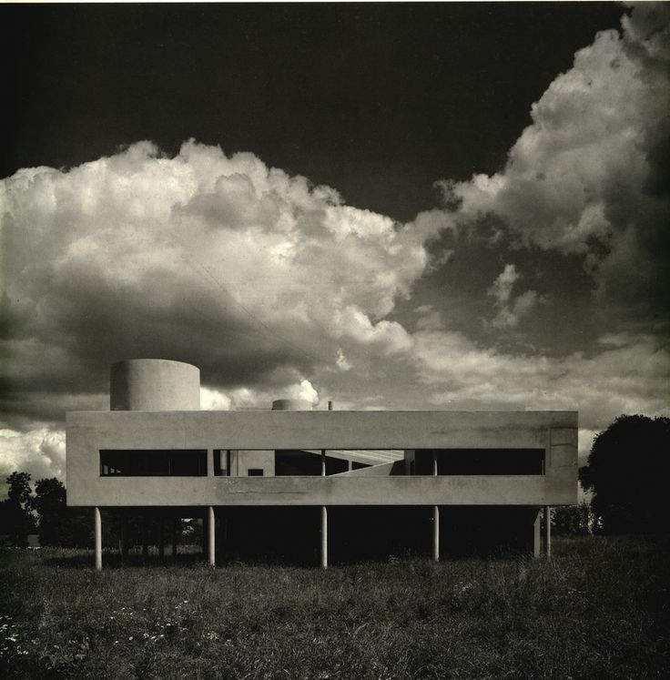 essay on villa savoye During the 1920s, le corbusier was developing his five points of new  architecture the domestic building i am focusing on is villa savoye.
