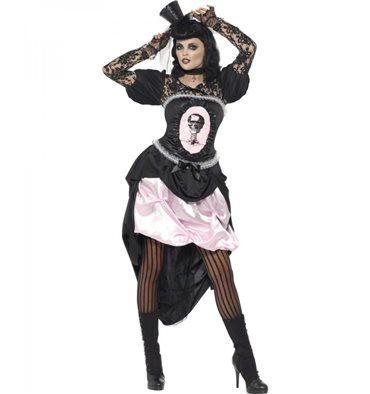 #Costume #Halloween #Burlesque #Macabro