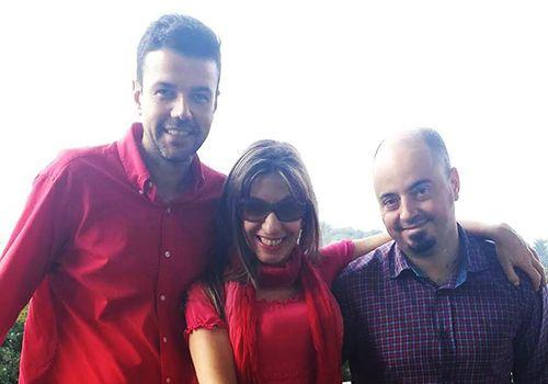 Che trio #vincente