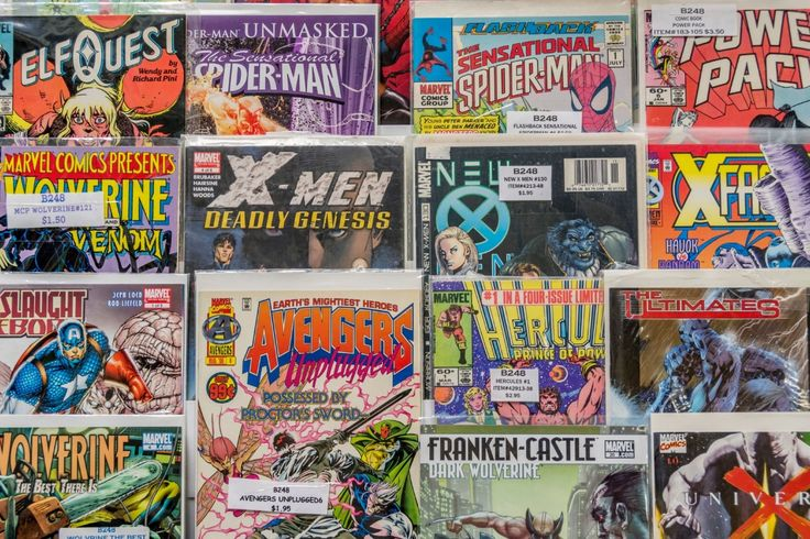 Rare comic books seem to be one area in which prices continue to rise year after year.