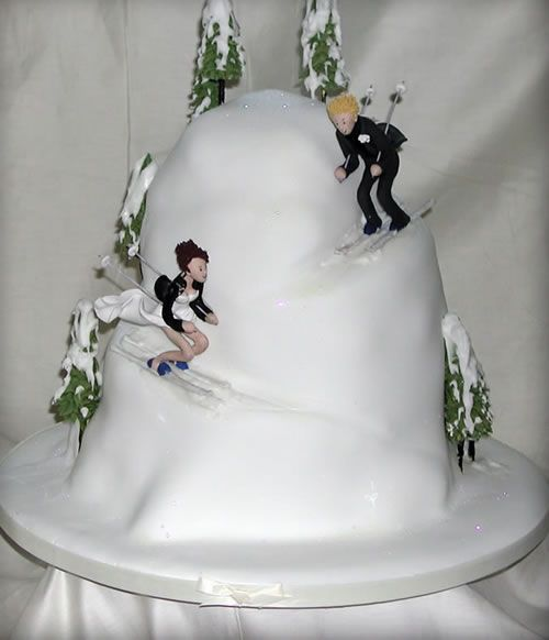 ridiculous cakes black wedding cake 28 best ski cakes images on ski skiing and 19239