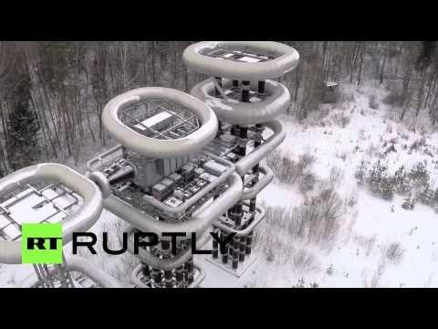 ΔΙΟΡΑΤΙΚΌΝ: Μόσχα: Ο μυστηριώδης και πανίσχυρος Πύργος του Τέσλα αποκαλύπτεται (Video)Moscow: The mysterious and powerful Tower of Tesla revealed (Video)/