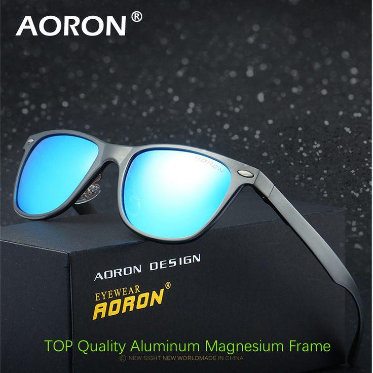 High Grade Aluminum Magnesium Polaroid Sunglasses Men Polarized Vintage Sun Glasses Male Oculos Shades Lentes De Sol Mujer #Affiliate