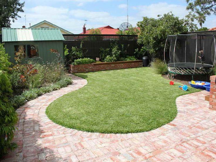 Shade Garden Landscaping Ideas Backyards