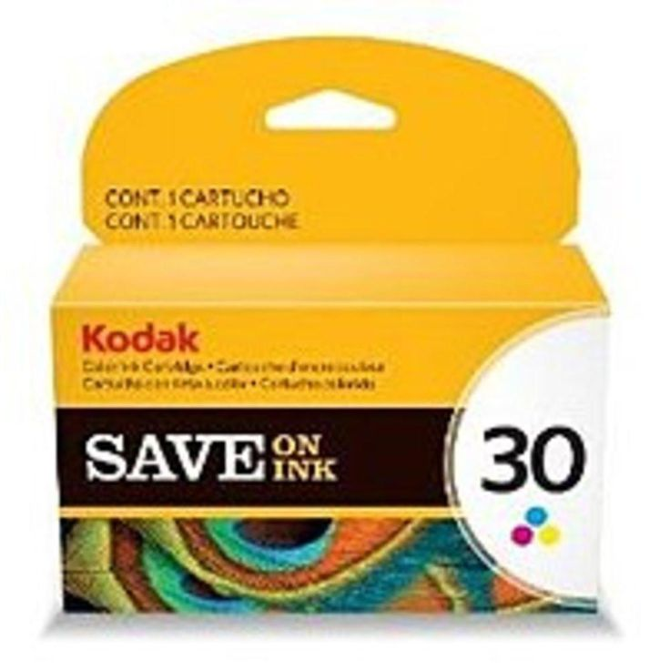 Kodak 1022854 30C Retail Inkjet Printer Cartridges for ESP C310 All-in-One Printer - 275 Pages