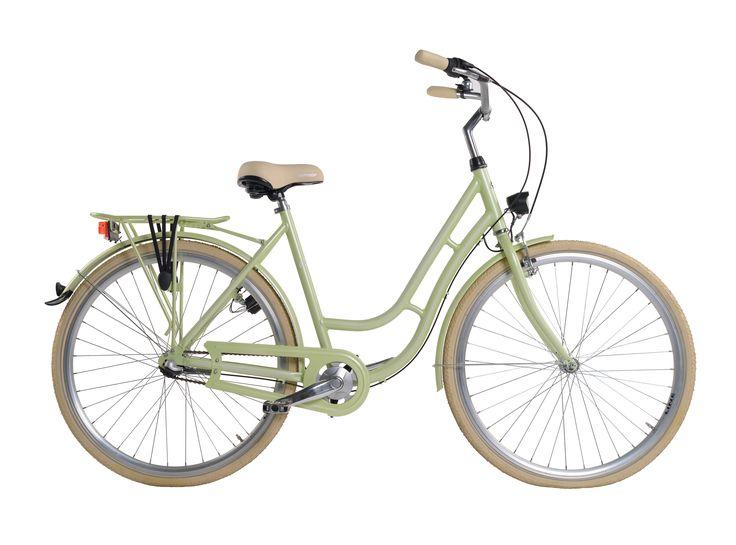 """Dámské retro kolo Cossack Verona 20,5""""/3r, zelené Dámské městské kolo v retro stylu Cossack Verona s 3 rychlostním řazením a lehkým hliníkovým rámem bylo navrženo pro eleganci i pro Váš komfort. Konstrukce tohoto kola byla vytvořena pro snadný pohyb ve městě.  Nechybí ani pevný zadní nosič. O Váš komfort se postará velké pohodlné sedlo, které doladí Váš požitek z jízdy. Za nepříznivého počasí Vás ochrání přední a zadní blatník, spolu s účinným krytem řetězu. Bezpečnou projížďku zajistí…"""