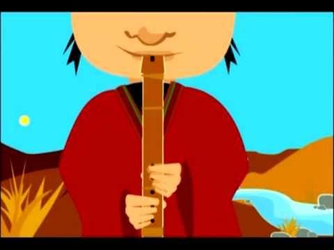 ▶ Cuento Aymara: La música en las montañas - YouTube