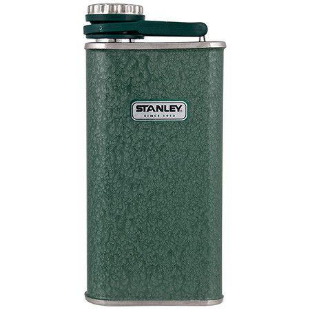 Stanley Classic Flask 8oz.  www.petalumasupplyco.com: Stanley Flasks, Stainlesssteel, Groomsman Gifts, Core77 Com Gifts, Gifts Guide, Flasks 8Oz, Classic Flasks, Christmas Lists, Stanley Classic