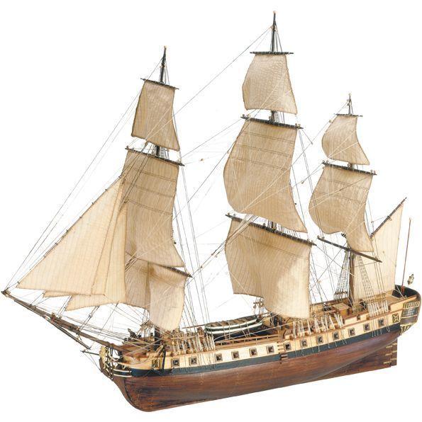 Как сделать модель парусника фото 722