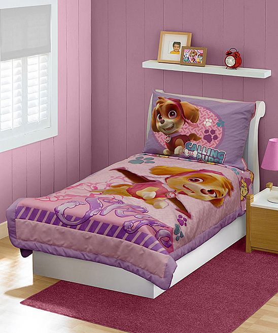 PAW Patrol Best Pups Ever Bed Set