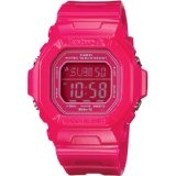 Baby-G Plastic Resin Pink Dial (Watch)  #Whatches