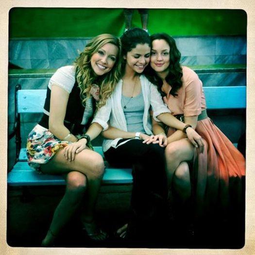 Monte Carlo, Selena Gomez, Leighton Meester and Katie Cassidy