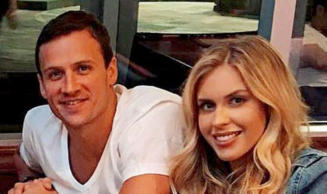 Ryan Lochte & Girlfriend Kyla Rae Reid Are Engaged: See The Ring #Entertainment #News