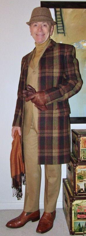 Ted Baker tweed overcoat, Crow & Jester bespoke suit, TOPMAN turtleneck, Romano Martegani loafers…  #TedBaker #CrowAndJester #bespoke #TOPMAN #RomanoMartegani #Toronto #wiwt #sartorial #sartorialsplendour #sprezzatura #menswear #mensweardaily #mensfashion #menstyle #menshoes #style #fashion #shoes #dandy #dandystyle #dapper #dapperstyle #suits #meninsuits #fall2017 #f/w17/18