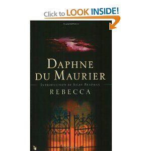 Rebecca by Daphne Du Maurier. A classic. Brilliant.