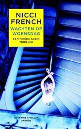 Over enkele weken verschijnt Wachten op woensdag, na Blauwe maandag en Dinsdag is voorbij, de derde thriller met Frieda Klein in de hoofdrol.     http://www.bruna.nl/boeken/wachten-op-woensdag-9789041416315