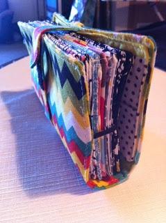 Dave Ramsey cash envelopes wallet with tutorial! @RoriHolisky