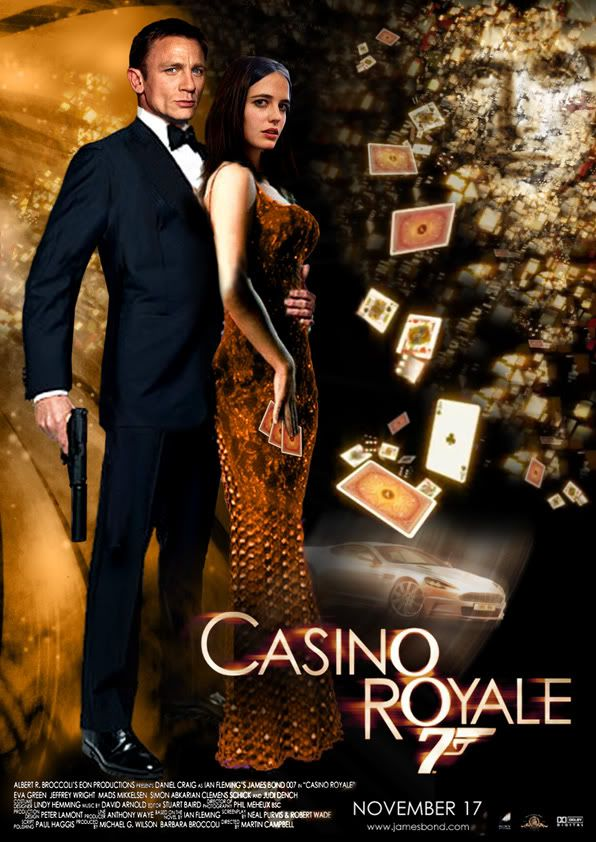 james bond schauspieler casino royal
