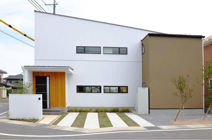 北欧モダンデザインの外観とスローライフな内部の融合 | 創建築工房