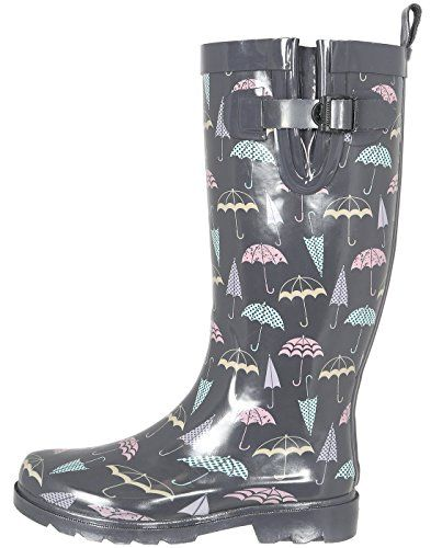 Capelli New York Ladies Tall Cozy Lining Rain Boots    Want additional  info  Click e96148d261