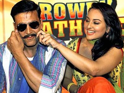 Rowdy Rathore Movie Review