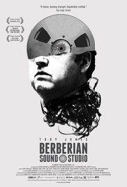 Berberian Sound Studio Poster