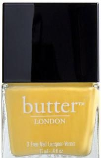 """""""Cheeky Chops""""- Butter London-$15- I like this shade of yellow too, although I think the """"Jasper"""" might be better for my skin tone."""