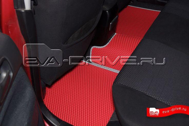 Автомобильные коврики EVA-DRIVE  Предлагаем вашему вниманию уникальные инновационные коврики для автомобилей Eva-Drive.  Множество автолюбителей нашей страны уже убедись в том, что коврики Eva-Drive — это лучшее решение для тех, кто хочет сохранить чистоту в салоне своего автомобиля и добавить оригинальности его внешнему виду.
