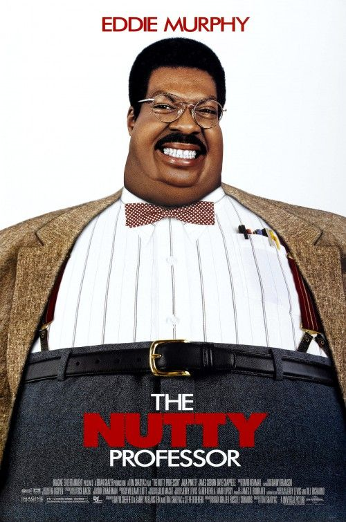 The Nutty Professor Movie Poster 1996