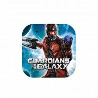 Guardians of the Galaxy Lunch Plates Square Pkt8 $4.95 A541414
