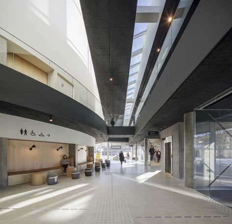 The New Vendsyssel Theatre , Hjørring, 2017 - Schmidt Hammer Lassen Architects